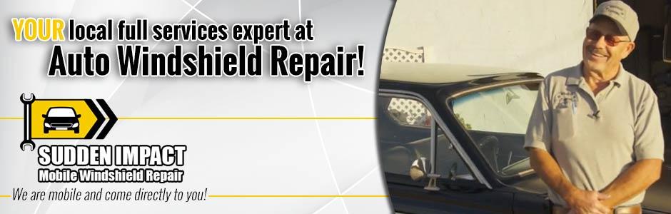 Windshield Repair in Salinas